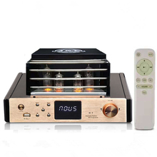 200w tube amp 4.0 Bluetooth 2.1 hifi amplifier 100W* 100W +Remote control