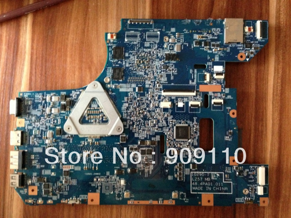 B570/V570 non-integrated motherboard for L*enovo laptop B570/V570 LZ57 MB 10290-1 48.4PA01.011