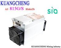 Kuang Cheng Mining BITMAIN A3 815G Blake2b Algorithm Asic Dedicated Mining Machine
