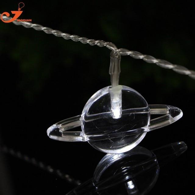 online shop nieuwe 10 lampen ruimtevaartuig 8 modi fairy string