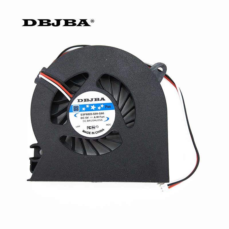 CPU Fan Untuk HP Compaq 610 615 CQ610 CQ615 Laptop CPU Cooling Fan