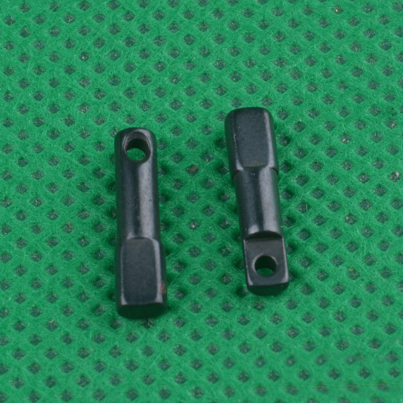 2PCS <font><b>HBX</b></font> 1/24 Mini Climbing Var Pinion Shaft <font><b>2098B</b></font> Metal Gear Shafts for 1:24 Remote Control RC Cars Connecting <font><b>Parts</b></font> image