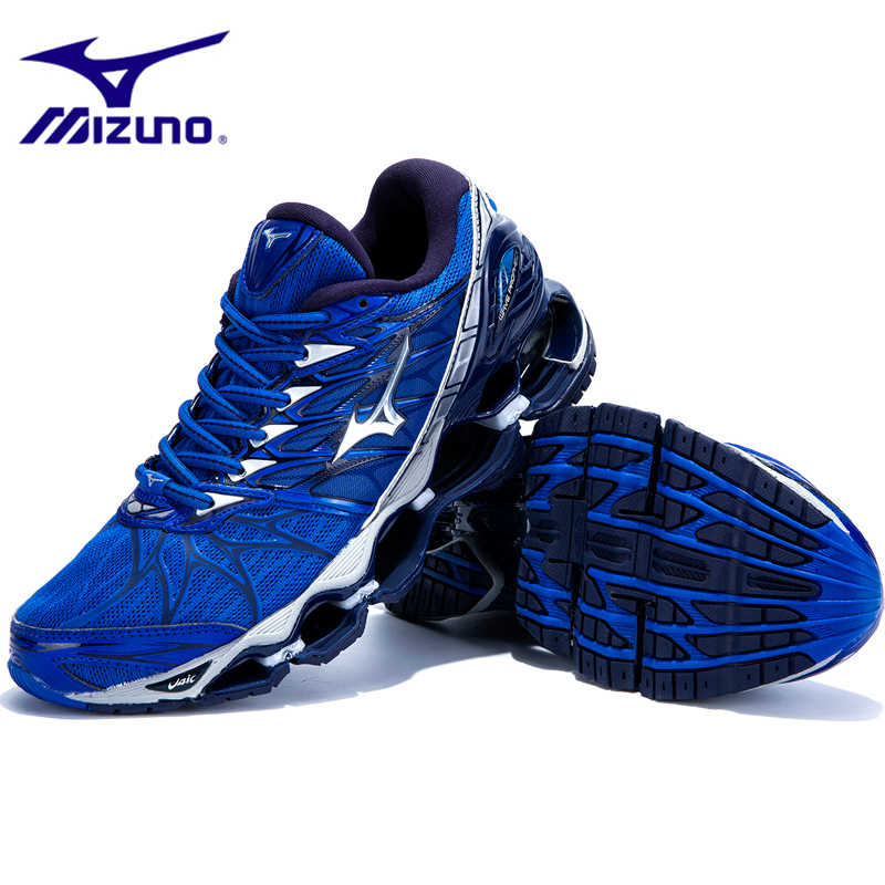 aa9eff5c56f3 Mizuno Wave Prophecy 7 Professional Original Breathable Cushioning Sport  Basketball Shoes 7 colors LightWeight Men Sneakers