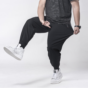 New Men's Sports Pants 6XL 7XL 5XL Joggers Men Big Size Male Fitness Large Size Trousers Men Plus Size Casual Pant