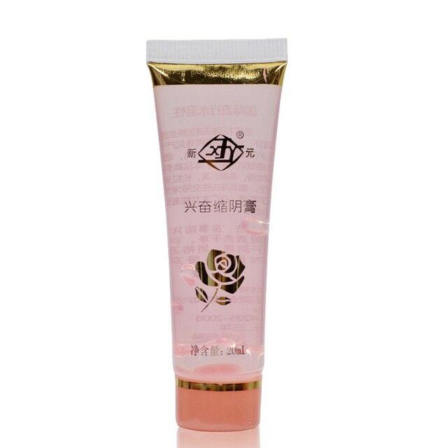 La crème digname de rétrécissement dhuile de serrage de vagin facile à utiliser de 20 ml stimule la Libido sexuelle