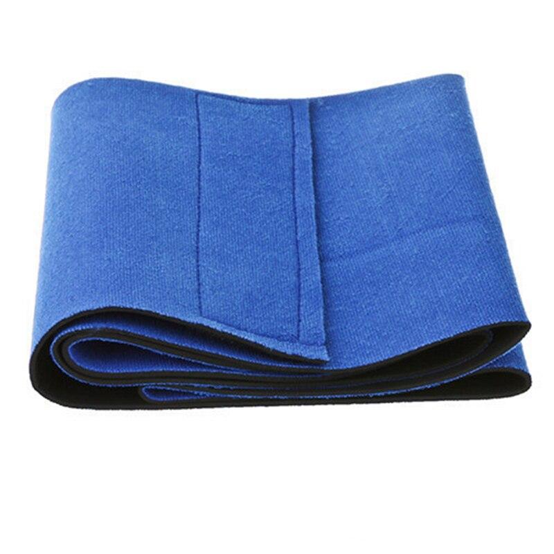 Синий пояс для похудения cinchers триммер для упражнений потеря веса Сжигание жира сауна формирователь тела Высокое качество CC0260