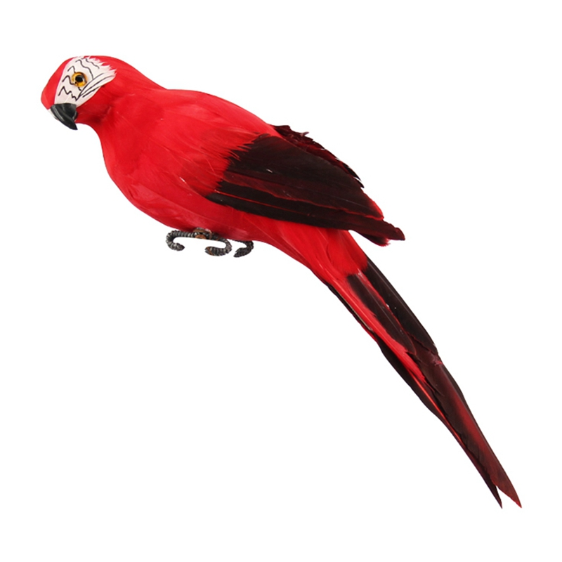HTB109w.aIfrK1RkSmLyq6xGApXaL - Simulated Parrot For Show Window Easy To Stand No Lint
