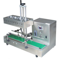 Best and cheap product aluminium foil lid plastic cup sealer machine, induction sealing machine