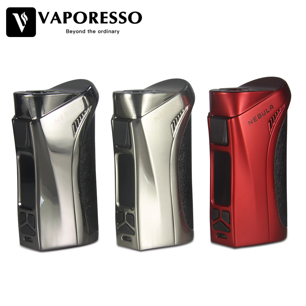 Original 100W Vaporesso Nebula TC Box MOD with Built-in OMNI Board Electronic Cig Temp Control Nebula Mod 80w/100W Smart Mod