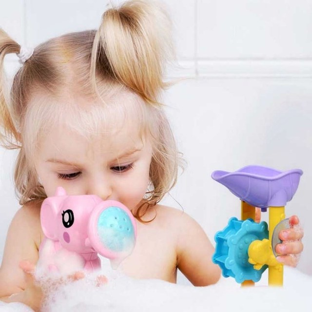 Set Mainan Air Shower  4