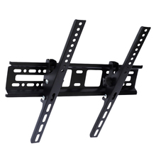 Universal Lcd Led Tv Wall Bounted Brackets 30Kg Steel 400X400Mm 15° Tilt Wall Mount For 32 46 42 50 55 inch Monitor