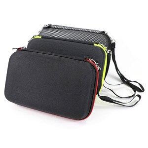 Image 5 - Taşınabilir Seyahat Sert Çanta Case Kapak için Norelco OneBlade Pro Anti Sonbahar Su Geçirmez Pratik Philips Tıraş Makinesi Için saklama kutusu