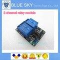 10 pçs/lote módulo de relé de placa de expansão de relé de 2 canais canal Novo 5 V baixo nível desencadeada módulo de relé 2-way