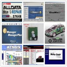 Лучшее по alldata 10,53 mitchell по требованию+ ATSG+ ElsaWin 5,2+ manager plus+ truck 1 ТБ hdd с 8 программным обеспечением