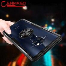 For Huawei Mate 20 Lite cover Mate 9 10 P20 Pro P30 lite For Honor 8X Max 20 8S 10 lite case finger ring magnetic holder case все цены