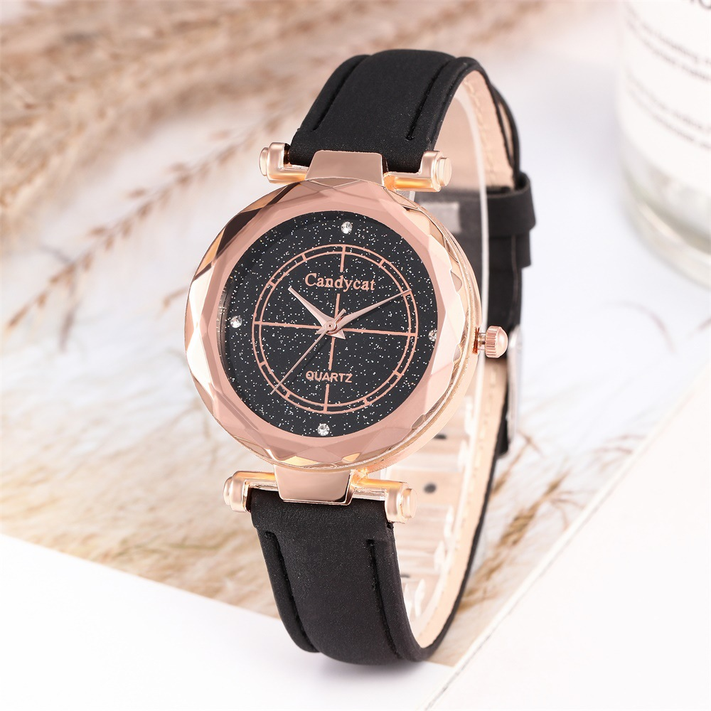 new-fancy-font-b-rosefield-b-font-women-watch-starry-sky-watches-black-pink-quartz-lather-wristwatch-relogio-femino-clock-gifts-for-women