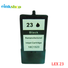 einkshop For Lexmark 23 Black Ink Cartridge 18C1523 for X3530 X3550 X4550 X4530 Z1420 lexmark printer cartridges