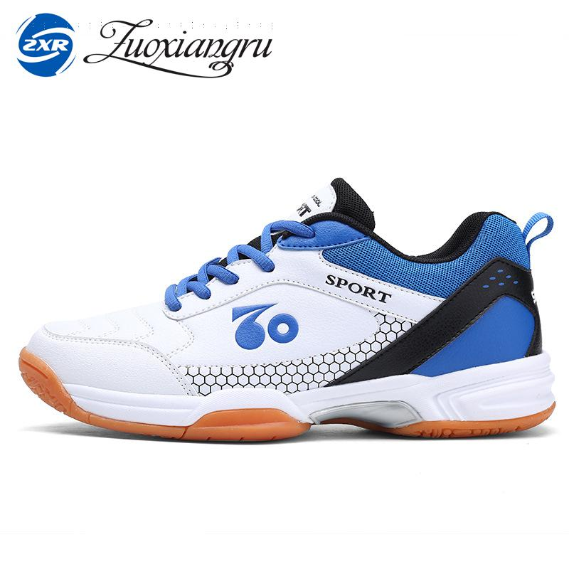 Zuoxiangru Badminton Shoes Brand Sneakers For Women Breathable Anti-slippery Light Sport Shoes