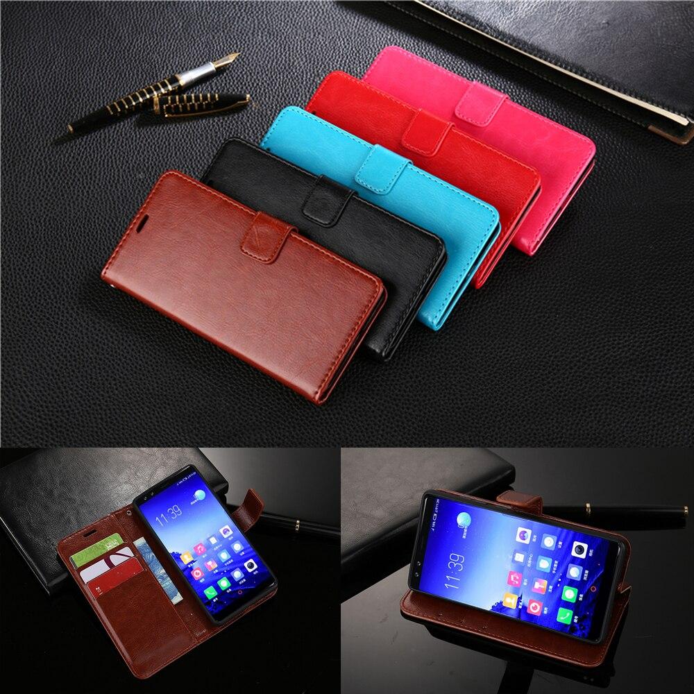 Flip Case for ZTE Nubia Z17 Z9 Max Premium Wallet Leather Case for ZTE Nubia Z11 Mini S M2 Lite Phone Cases Z11 Blade V7 max(China)