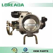 100% Testing new Orignial Throttle body  D55N for DELPHI system JAC  SRV Bore Size 55mmThrottle valve assembly