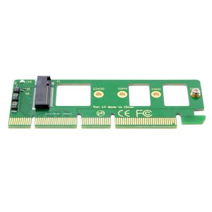 Image 5 - Jimier PCI E 3,0 16x x4 zu M key NGFF NVME AHCI SSD Adapter für XP941 SM951 PM951 A110 m6e 960 EVO SSD