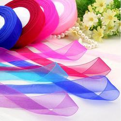 20mm 50 yard rolls 45m pretty silk organza double face transparent ribbon for wedding party decoration.jpg 250x250