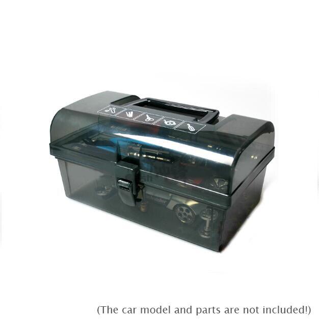 Free Shipping Portable Toolbox Car Box For Tamiya Mini 4WD Racing Car Model ...