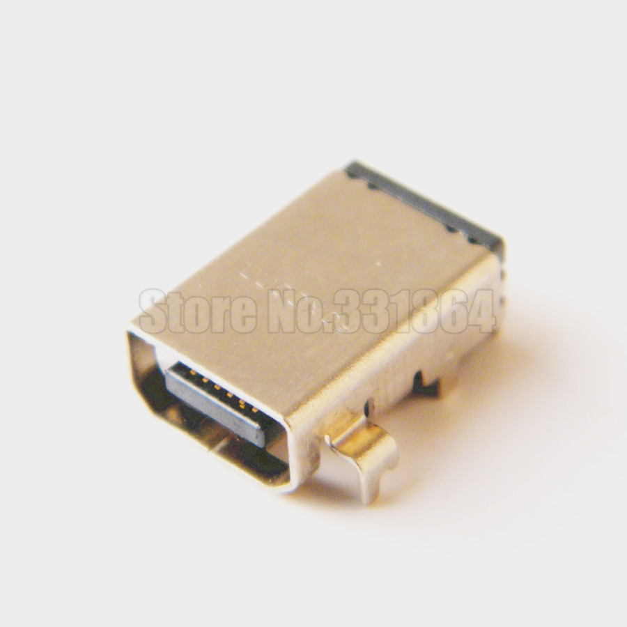 USB Jack Connector For Asus UX21E UX31A UX31A2 UX31E UX32VD USB 3.0 Female Port