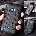 Для Nokia Lumia 720 Случае будущее Броня Влияние Кобура Противоударный Футляр Для Nokia Lumia 720 Задняя Крышка Телефона Сумки + Подарок