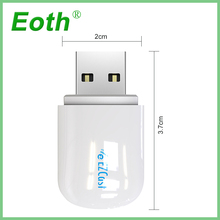bluetooth Wireless Adapter Dual Band 2.4G 5G Mini Network WiFi Adapter Dongle Plug And Play Receiver For Phones Tablets pc beelink j45 cpu j4205 genuine windows10 mini pc 8gb ssd 128gb dual wifi bluetooth 4 0 support 2 5 hdd 1000m lan usb3 0 pocket pc