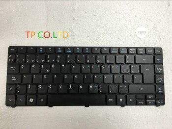 Испанская клавиатура для Acer Aspire 4739 4739Z 4740 4740G 4741 4741G 4741Z 4741ZG 4743 4743G 3810T 4810T черная SP Клавиатура