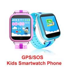 Kids GPS Smart Watch Q750 Smartwatch PK Q90 Q50 Baby Watch Touch Screen GPS Wifi Location SOS Call DeviceTracker kids Watchs