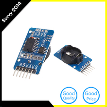 DS3231 AT24C32 IIC Module Precision Clock Module DS3231SN for Memory module(China)