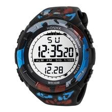 Digital watch Watches Men Top Brand NEW Mens Mesh Belt Stainless Steel Watches Wrist Watch 0610 цена