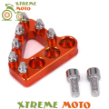 Billet Orange Rear Brake Pedal Step Tip Fit KTM 125 250 300 350 450 530 690 950 990 SX EXC XCF SXF XC XCW EXCF DUKE ADVENTURE