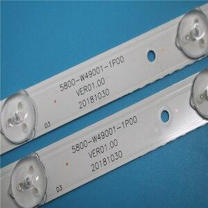 Image 1 - Led backlight for 49E3000 49E6000 49E360E/5ERS 5800 W49001 1P00 5800 W49001 0P00 5850 W50007 1P00 5800 W49001 DP00 480MM