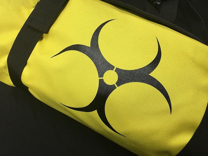 Tactical Bag HAZARDOUS Carry-On (8)
