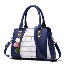 купить High Quality Women Handbag Shoulder Bag Messenger Hobo Tote Leather Ladies Purse Satchel Top Handle Bags дешево