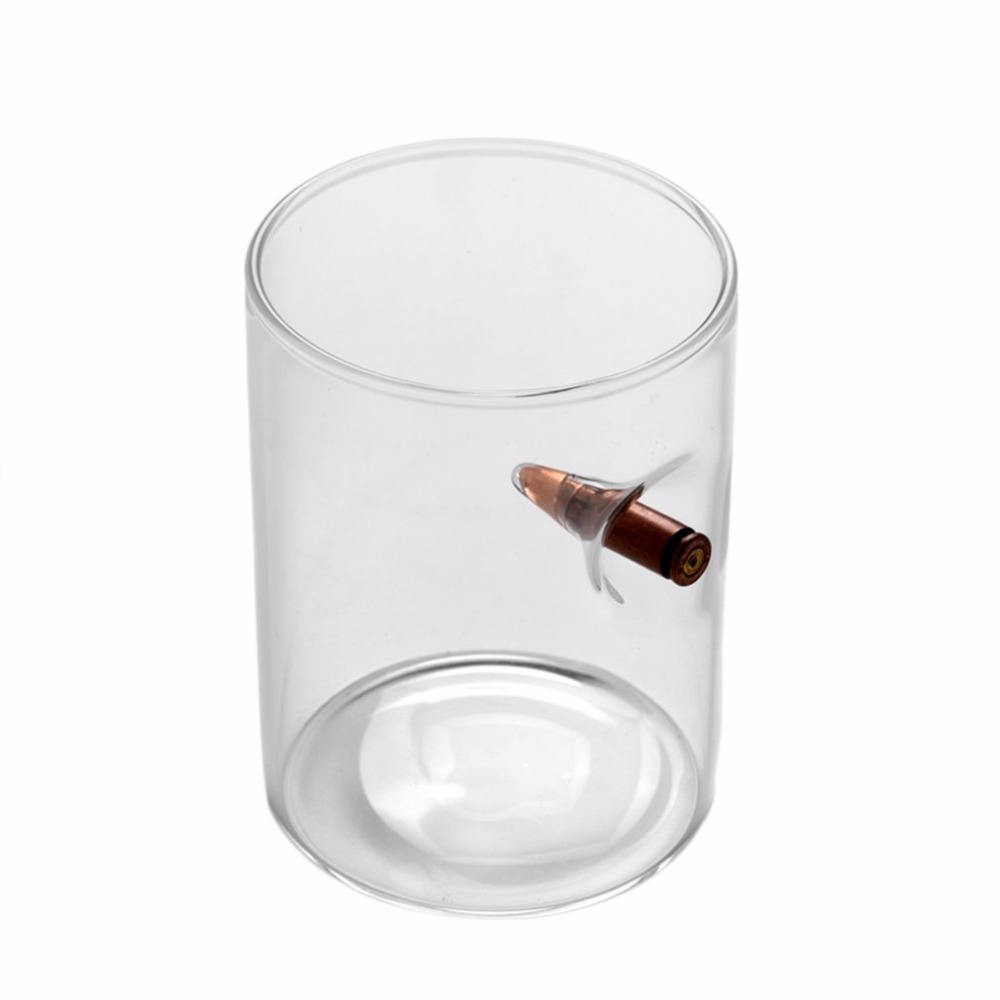 Bullet Whisky Crystal Glass 5