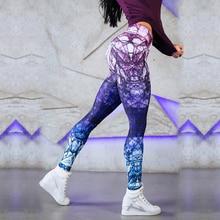 Леггинсы с 3D принтом образец женские Алмазные цветные простроченные леггинсы с цифровой печатью брюки стрейч тренажерный зал размера плюс Прямая поставка