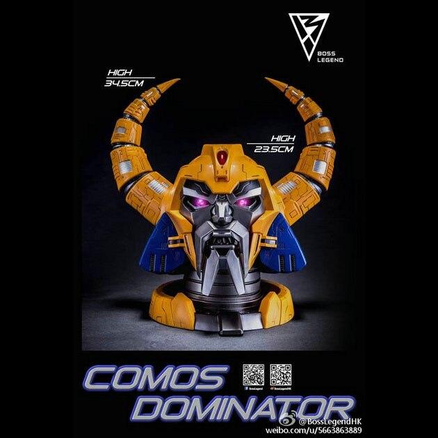 (IN STOCK) Boss Legend Cosmos Dominator