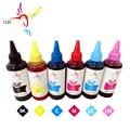 6 видов цветов/комплект печатающая головка на водной основе Пигментные чернила для EPSON Stylus Photo T50 TX700W TX800FW PX700W T60 1400 P50 PX710W PX810W принтеры