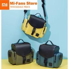 872e34c655a7f Orijinal xiaomi UREVO kamera çantası kılıf sırt çantası iş bavulu seyahat  omuz çantası su geçirmez için