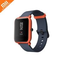 xiaomi MI AMAZFIT Bip Youth Smart Watch GPS GLONASS Heart Rate Monitor Android 4.4 IOS 8 Bluetooth 4.0 IP68 Waterproof