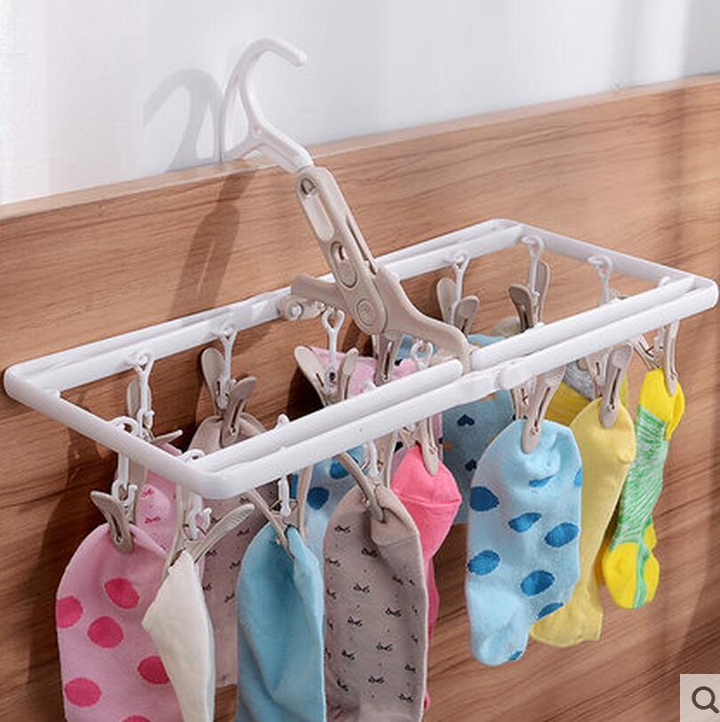 rrobat e palosshme plastike të palosshme shufra kapëse kornizë të - Magazinimi dhe organizimi në shtëpi - Foto 5