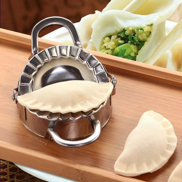 Multifunction Stainless Steel Ravioli Mould Dumplings Cutter Dumpling Maker Form Wrapper Presser Molds Cooking Pastry Cutter