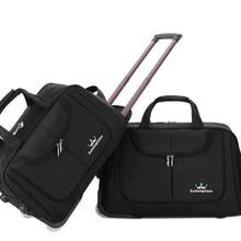 Дорожные рюкзаки на колесиках, сумки для багажа двойного назначения, сумки для путешествий, рюкзак на колесиках для ноутбука, для женщин, бизнес сумка для багажа на колесиках
