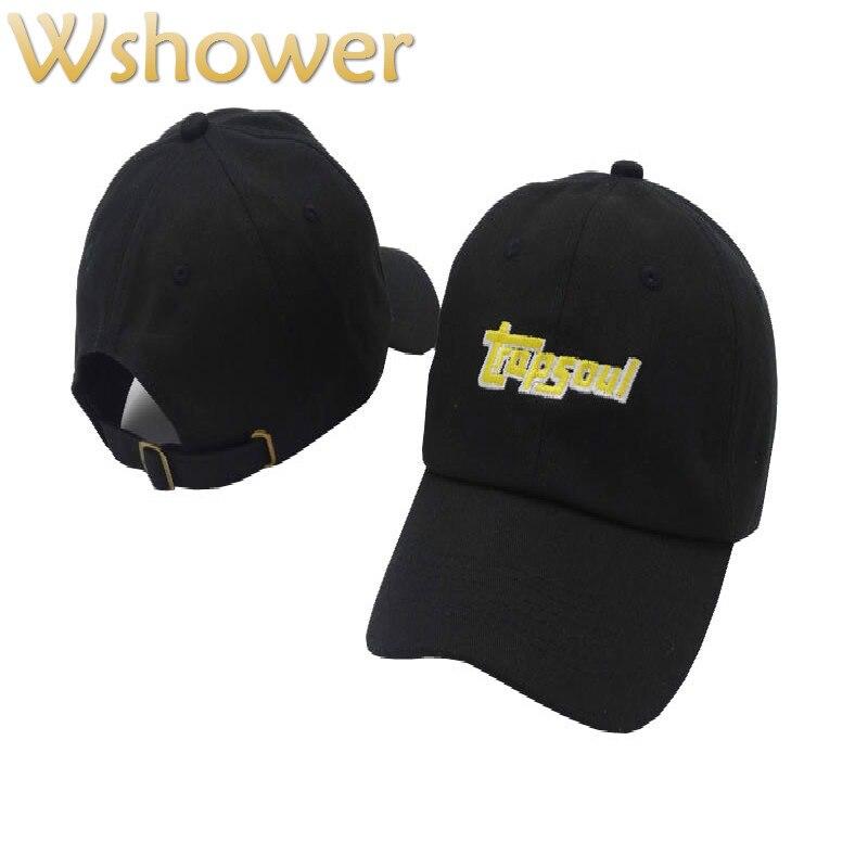 Prix pour Qui dans la douche personnalisé marque baseball chapeau femmes hommes snapback Hip Hop Cap Kpop Casquette Denim Chapeau Os Noir D'été Casquette