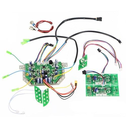 DIY remoto controlador de la placa base para el equilibrio inteligente Scooter Hoverboard