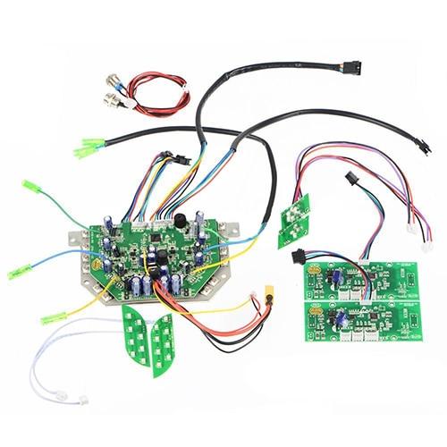 Remoto bricolaje Placa de controlador para auto equilibrio inteligente Scooter Hoverboard